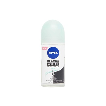 Nivea Deo Roll On Black & White Clean 50ml