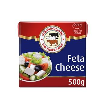 The Three Cows TTC Premium Feta Cheese 500g