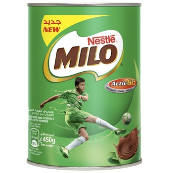 Nestle Milo Malt Drink Powder 450g