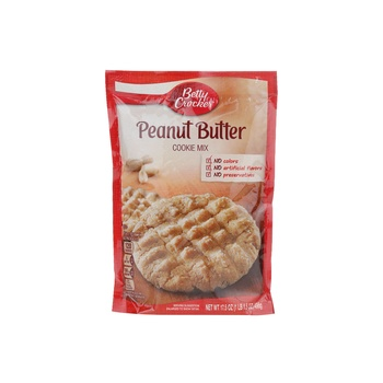 Betty Crocker Cookie Mix Peanut Butter  17.5 Oz