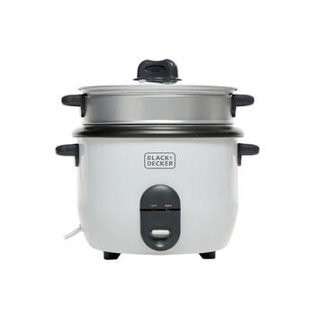 Black & Decker Rice Cooker 1.8 Liter- RC1860- B5
