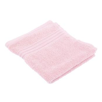Infinity Face Towel 33x33cm (Light Pink)
