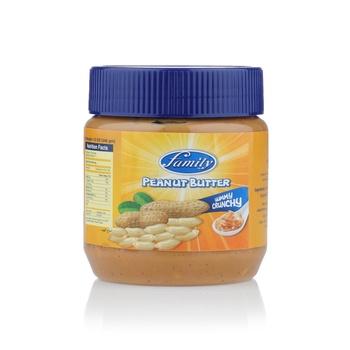 Family Crunchy Peanut Butter 340g