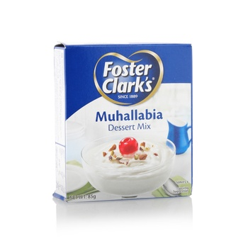 Foster Clarks Muhallabia Dessert Mix 85g