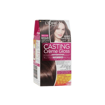 Loreal Casting Cream Gloss 600 Dark Blonde