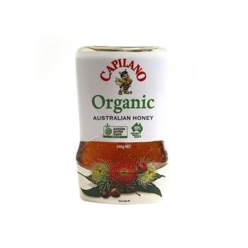 Capilano Organic Australian Honey 340g