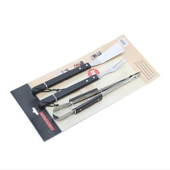 Chefs Pride Barbeque Tools - 3 Pcs pack