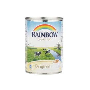 Rainbow evaporated milk 385ml