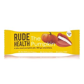 Rude Health The Pumpkin Snack Bar 35g