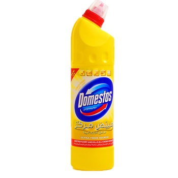 Domestos Bleach Lemon Fresh 750 ml