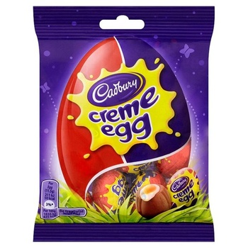 Cadbury Mini Creme Egg Bag 89g