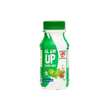 Al Ain Up  - Cumin & Mint 200ml