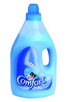 Comfort Liquid Fabric Conditioner Dilute Spring Dew 4ltr @ 10% Off