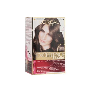 Loreal Excellence Creme Chatain Clair 5
