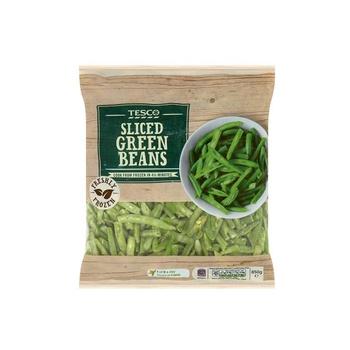Tesco Sliced Green Beans 850g
