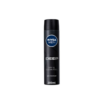 Nivea Deodorant Spray Deep For Men 200ml