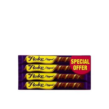 Cadbury Flake Dipped 32g Pack of 4