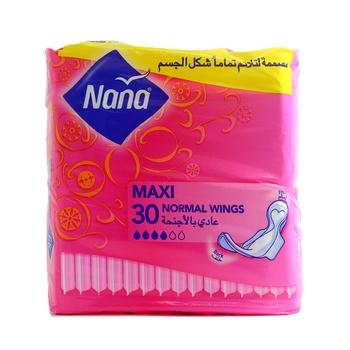 Nana Maxi Normal Wings 30pcs