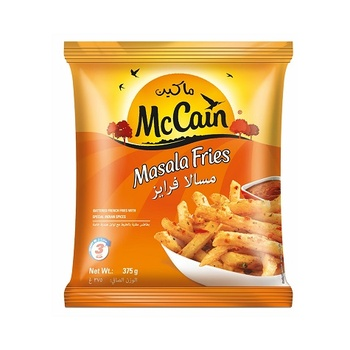 McCain Masala French Fries 375g