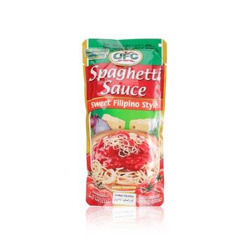 Ufc Spaghetti Sauce Filipino Style 250g