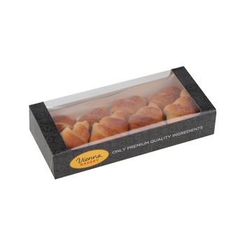 Vienna Bakery Mini Cheese Croissant 8 Pieces