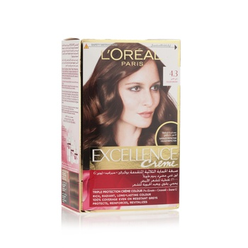 Loreal Excellence 4.3 Golden Brown