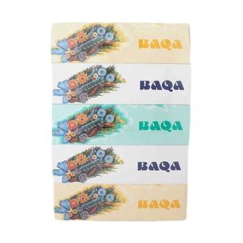 Baqa Facial Tissues 100x2 ply 5pcs