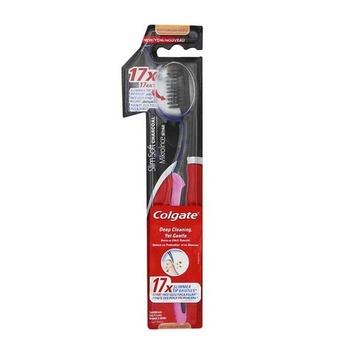 Colgate Slim Soft Toothbrush Charcoal