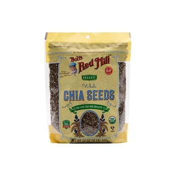 Bob's Red Mill Whole Chia Seeds 340g