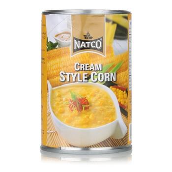 Natco Creamstyle Corn 425g