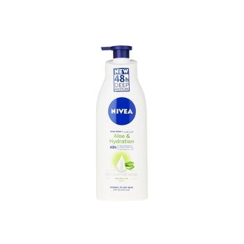 Nivea Aloe and Hydration Body Lotion 400ml
