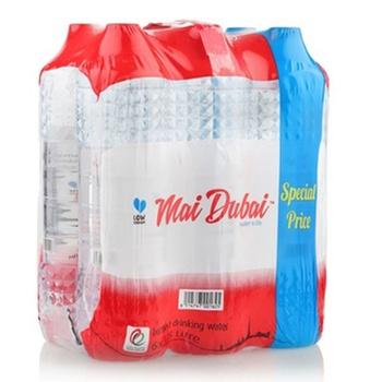 Mai dubai water 6 x 1.5 liters @ special price