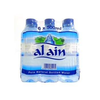 Al Ain Mineral Water 6 X 500ml