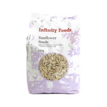 Infinity Foods Sunflower Seeds 250g