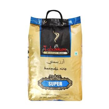 Tabassum Basmati Rice Super 5kg