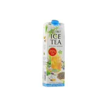 Favorit Ice Tea Alp Herb 1Ltr @ 25% Off