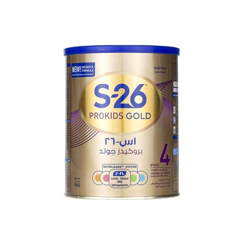 S-26 Progress Kids Gold Milk Powder 900g