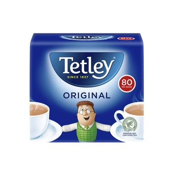 Tetley Tea Bags Original 80s