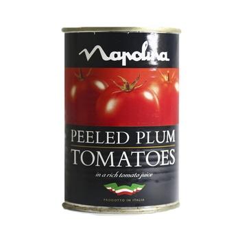 Napolina Tomato Plum Peeled 400g