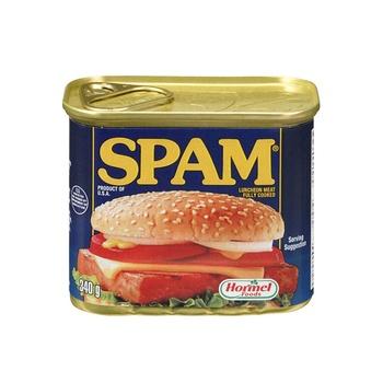 Hormel Spam Luncheon Meat Pork  12 Oz.