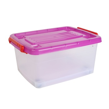 Multipurpose Storage Box 15 Litres assorted colours.