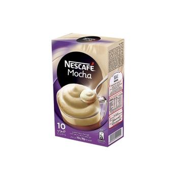 Nescafe Cappuccino Mocha 10 X 18.5g