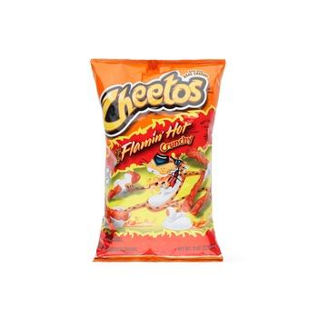 Cheetos Crunchy Flamin Hot 100g