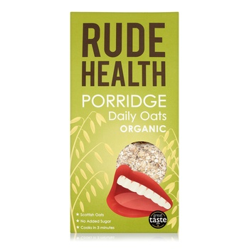 Rude Health Organic Daily Oats Porridge 500g