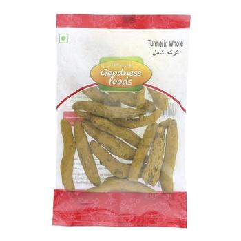 Goodness Foods Turmeric Whole 100g