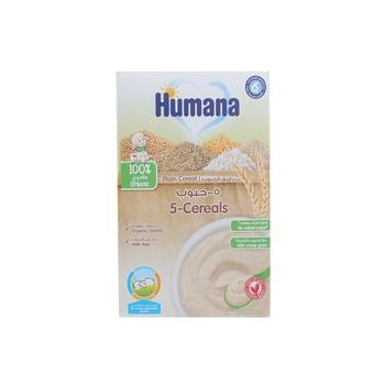 Humana 5-Cereals Plain