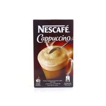 Nescafe Cappucino 10 X 12.5g