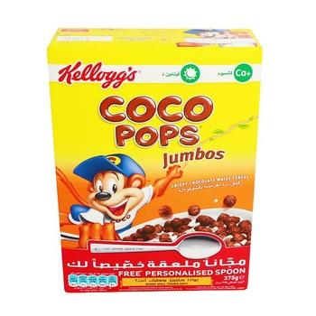 Kelloggs Coco Pops Jumbo 375g