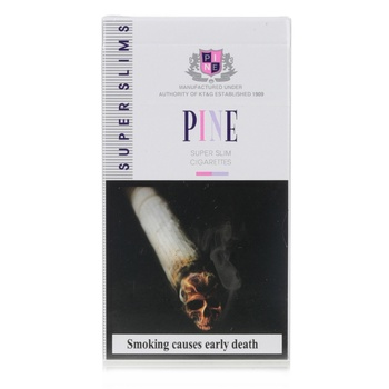 Pine Cigarettes Super Slim 20s