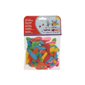 Balloon Water Bomb- 100pcs Pack